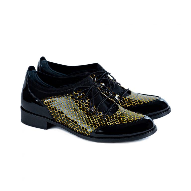 נעלי עור - רייצ'ל טובי